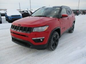 2019 Jeep Compass ALTITUDE EDITION 4X4             2.4L MULTIAIR