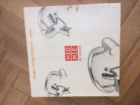 New Ceiling lights, with three adjustable spots