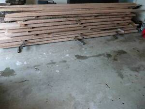Good silky oak slabs and posts Sunnybank Hills Brisbane South West Preview