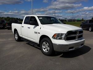 2016 Ram 1500 SLT 4X4 V8 BLUETOOTH MAGS HITCH DÉMARREUR