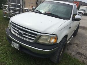 1999 Ford F-150 XLT Pickup Truck London Ontario image 1