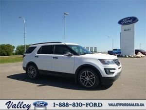 THE TOP OF THE EXPLORERS RIGHT HERE! 2016 Ford Explorer Sport