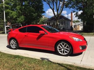 2012 Hyundai Genesis Coupe Coupe (2 door) LIMITED