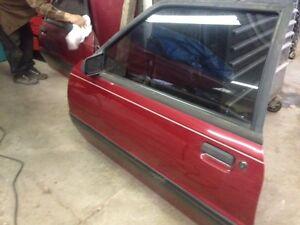 Mustang 1989 87-93 Doors Door.Fox Body