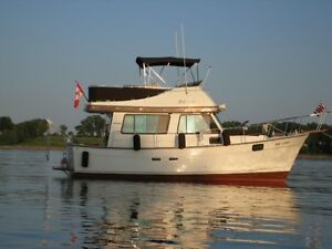 30 foot Campion Trawler