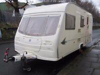 Avondale Dart Five Berth Touring Caravan