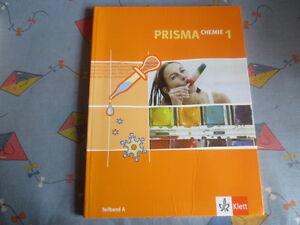Prisma Chemie 1 Teilband A Klett Verlag NRW, Realschule 2007
