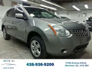 ***2008 NISSAN ROGUE S***AUTO./AWD./4 CYLINDRES/PROPRE