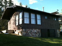 Lake Isle Waterfront Cabin for Sale