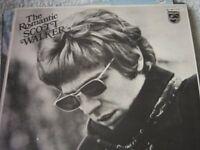 Vinyl LP Scott Walker – The Romantic Scott Walker – Philips 6850013