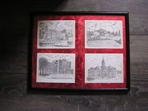 Framed Pictures  Church ,etc London Ontario image 3