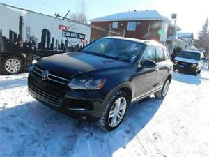 VOLKSWAGEN TOUAREG TDI HIGHLINE 2013 TURBO DIESEL (AUTOMATIQUE)