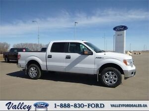 LAKE READY with TRAILER TOW & BRAKE CONTROL! 2014 Ford F150 XLT