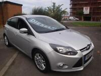 62 FORD FOCUS TITANIUM TDCI 115 BHP DIESEL *£20 ROAD TAX*
