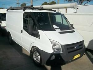 2010 Ford Transit VM MY10 Low (SWB) White 6 Speed Manual Van Cardiff Lake Macquarie Area Preview