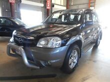 2004 Mazda Tribute MY2004 Limited Traveller Black 4 Speed Automatic Wagon Caloundra Caloundra Area Preview