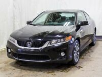2015 Honda Accord V6 EX-L 6SPD Manual Coupe Navigation Leather S