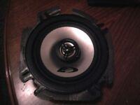 """x2 Alpine 5 1/4"""" 200W Speakers SXE-1325S"""