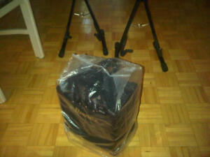 Amp., pedals, cables, guitar stand, guitar picks, strap. Private