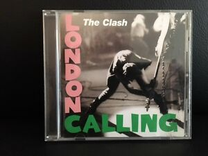 Clash London Calling CD not remaster 1999