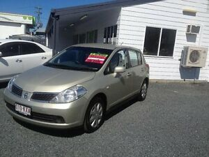 2008 Nissan Tiida Gold Manual Mount Pleasant Mackay City Preview
