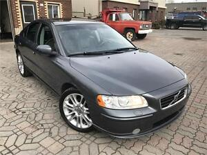 VOLVO S60 2008 AUTO / AWD / AC / CUIR / MAGS / TOIT OUVRANT !