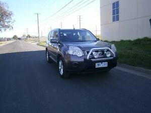 2013 Nissan X-trail Wagon Brookfield Melton Area Preview
