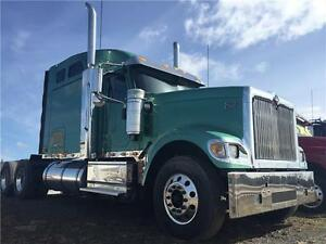2016 Int'l 9900i HWY Tractor