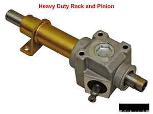 Can-Am Maverick Heavy Duty Rack & Pinion Rack Boss ATV TIRE RACK Kingston Kingston Area image 4