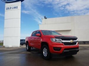2016 Chevrolet Colorado WT, 4X4, SEATS 5, ONE OWNER, ACCIDENT FR
