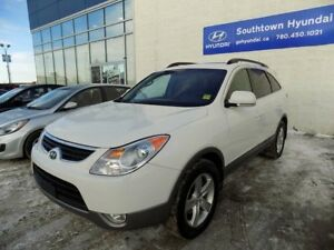 2012 Hyundai Veracruz GLS/LEATHER/SUNROOF/HEATED SEATS