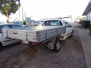 2008 Ford Falcon Ute Mount Louisa Townsville City Preview