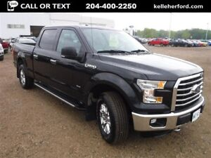 2015 Ford F-150 XLT SuperCrew 4x4 3.5L EcoBoost 157