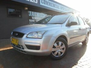 2006 Ford Focus LS CL Silver 4 Speed Automatic Sedan Croydon Burwood Area Preview