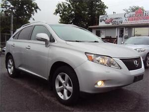 2010 Lexus RX 350 PREMIUM SUNROOF COLD/HOT SEATS LEATHER AWD