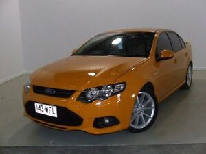 2014 Ford Falcon FG MkII XR6 Orange 6 Speed Manual Sedan Mansfield Brisbane South East Preview