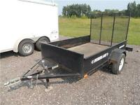 5x8 used trailer