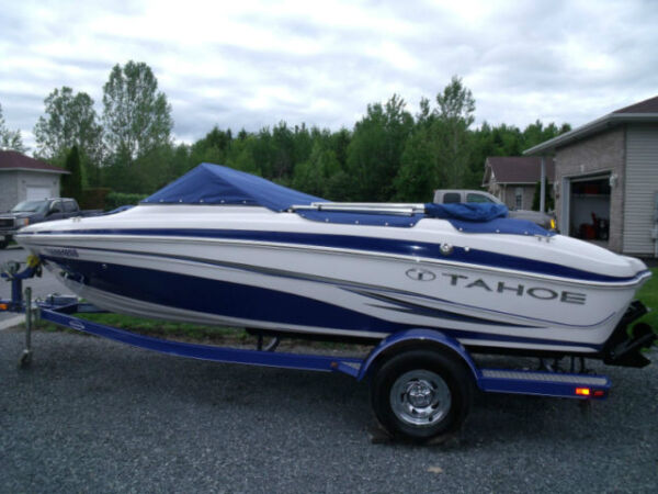 Used 2012 Tahoe Q5i BOWRIDER 20 FT