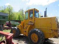 Payloader Ford A64