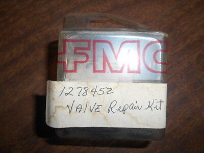 New Fmc John Bean Kingston Valve Repair Kit.  Kit 1278452