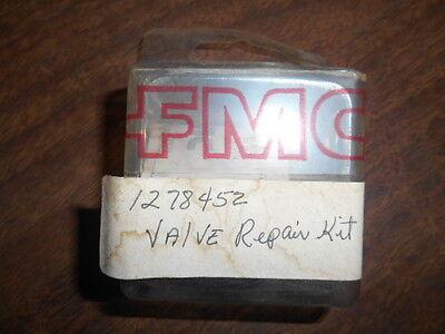 New Fmc John Bean Kingston Valve Repair Kit.  Kit 1278452