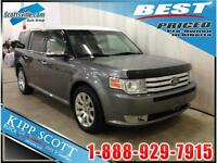 2009 FORD FLEX LIMITED;HEATED LEATHER,BACK-UP SENSOR & MORE!