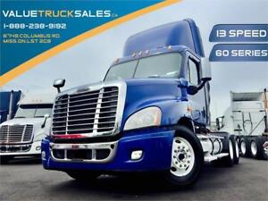 2009 FREIGHTLINER Cascadia**LOW KM'S** -