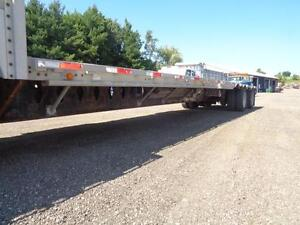 2001 LODE KING 48'FT ALUMINUM COMBO TRAILER, CHANEGABLE SPREAD Kitchener / Waterloo Kitchener Area image 2
