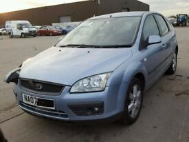 Ford Focus Sport 1.6 TDCI 2007 07 **BREAKING** **BLUE**