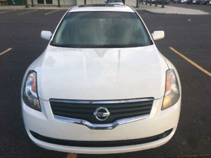 Nissan Altima 2009 berline SL 2.5L 6000$ négociable