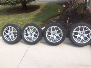 Continental Tires on Ford Rims