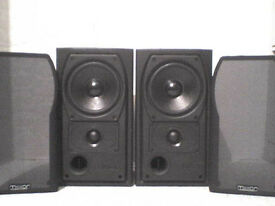 75 Watt Mission 731 Stereo Speakers - Heathrow