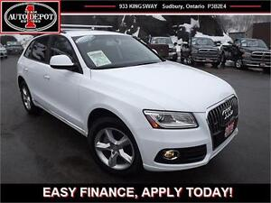 2016 Audi Q5 2.0T!! AWD!! HEATED LEATHER!!