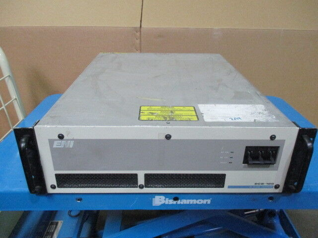 ENI DCS2A-A02200020 DC Plasma Generator, RF, DCG-100, 450741